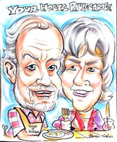 Paul and Carole Wittjung