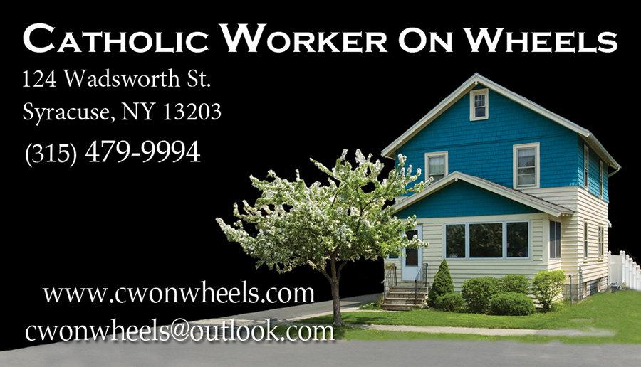 Catholic Worker On Wheels