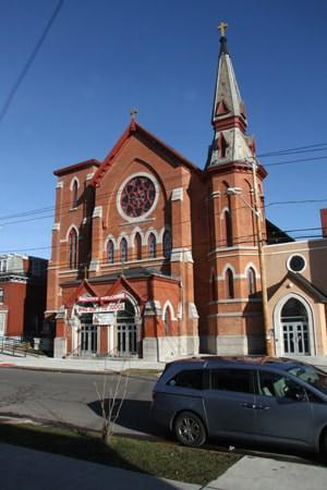 Saint Lucy's Syracuse NY